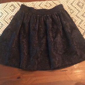 BB Dakota pleated skirt